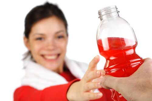 Energy and Sports Drinks are bad for your teeth, Image Source: Google
